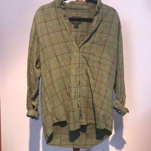 Oversized Woolrich Flannel